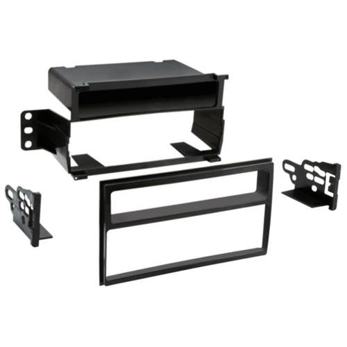 METRA 99-7603 Vehicle Mount for Radio - ABS Plastic - Black