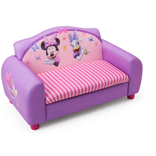 Disney Minnie Mouse Sofa with Storage