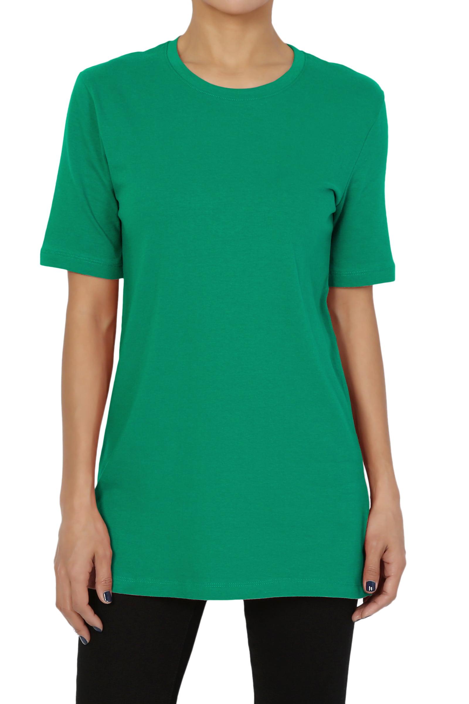 Girls Short Sleeve Retro Style Hockey Silhouette T-Shirts XS-XL Fashion Tunic Shirt Dress