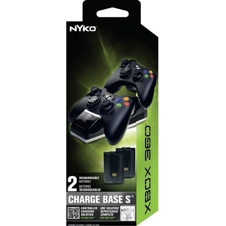 Nyko Ps3 Charge (Nyko Charge Base 360 S for Xbox 360)