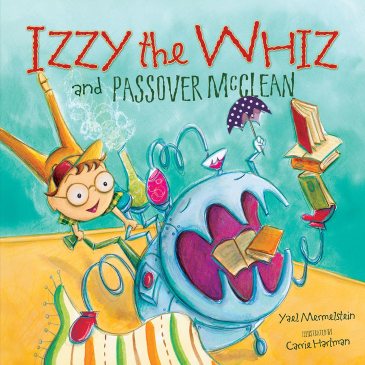 Izzy the Whiz and Passover McClean - eBook