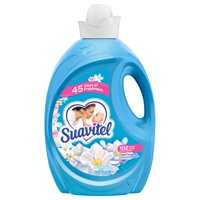 Suavitel Fabric Softener, Field Flowers - 135 fluid ounce