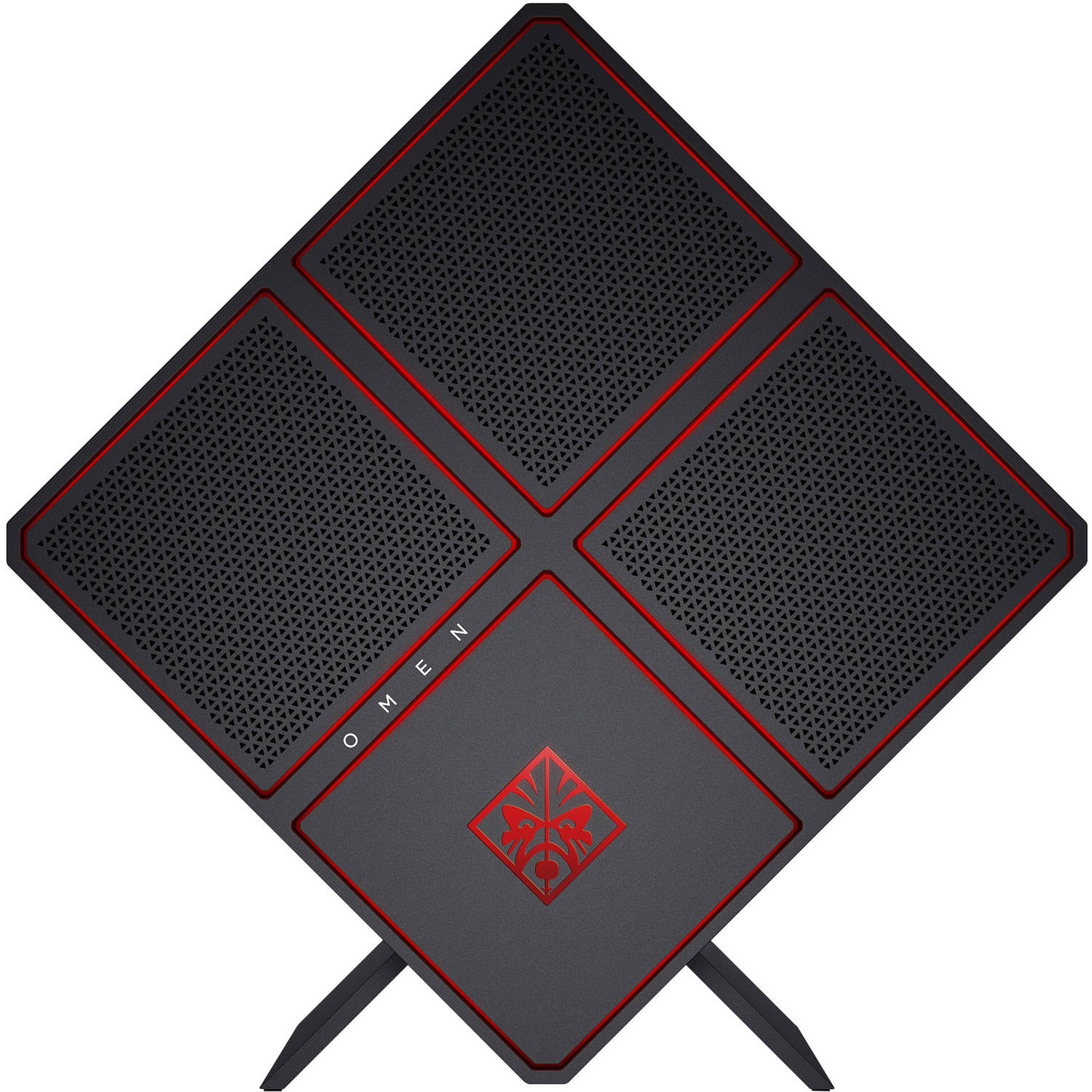 HP OMEN X 900-130 Gaming Desktop PC with Intel Core i7-7700K Processor, 16GB Memory, 256GB Solid State Drive... by HP