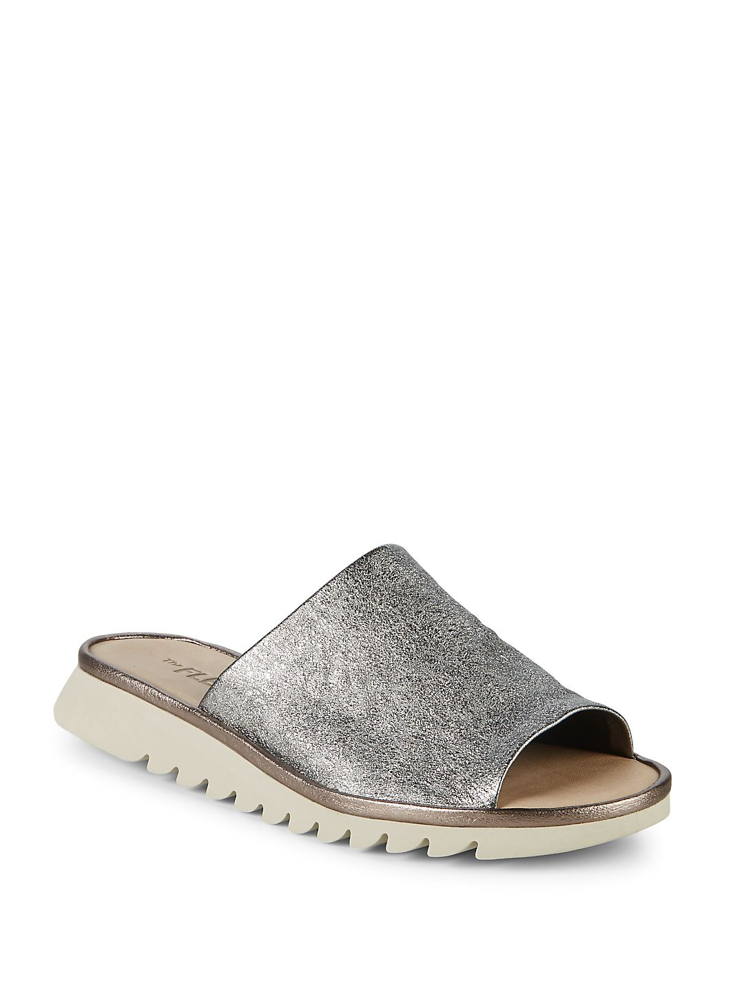 Shore Thing Leather Sandals