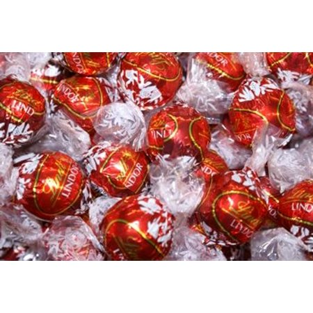 Lindt Milk Chocolate Truffles 120 Count Gift Box Harvest Sweets Chocolate Truffles