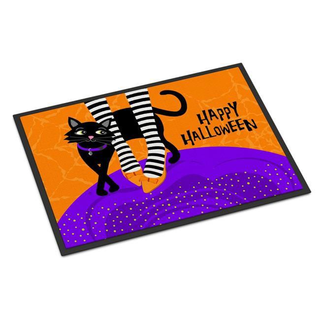 Carolines Treasures Vha3038jmat 24 X 36 In Halloween Witches Feet Indoor Or Outdoor Mat Walmart Canada
