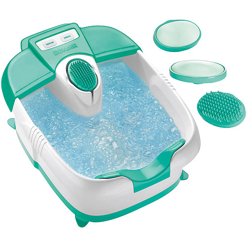 Conair True Massaging Foot Bath with Bubbles and Heat
