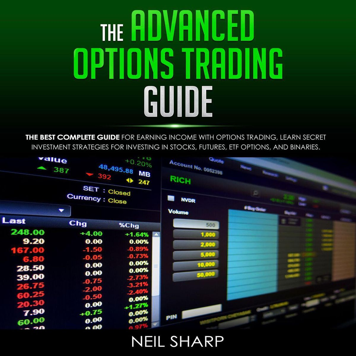 The Advanced Options Trading Guide - eBook