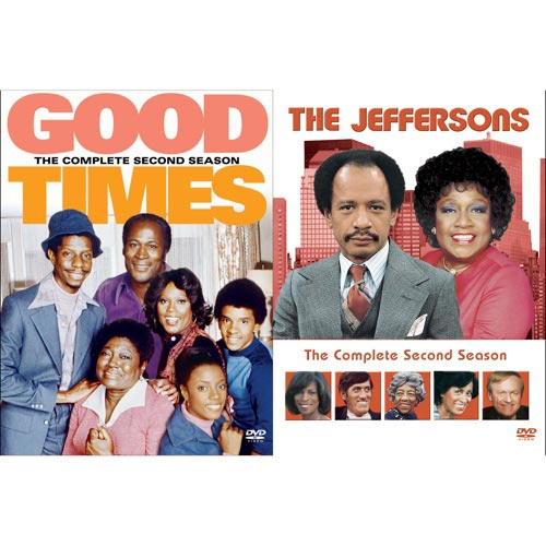 Jeffersons / Good Times: The Complete Second Season