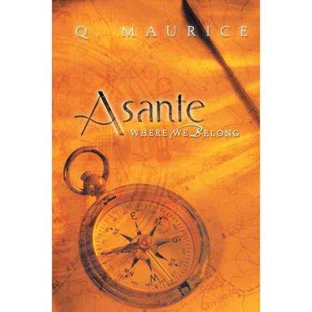 Asante Hub - Asante : Where We Belong