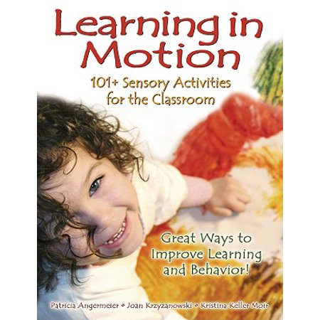 Learning in Motion : 101+ Sensory Activities for the - Halloween Sensory Activities For Infants