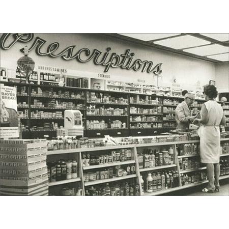 Avanti Press Prescription Drug Store America Collection Get Well