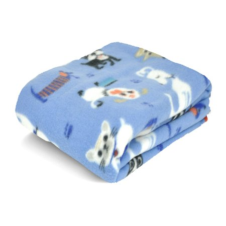 Mainstays Fleece Throw, 1 Each