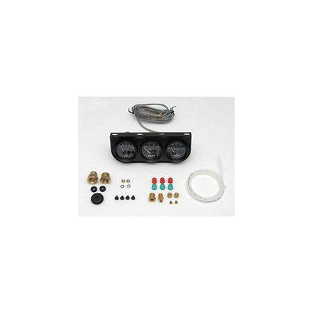 Eckler s Premier Products 50212346 Chevelle Gauge Panel 2 Autometer