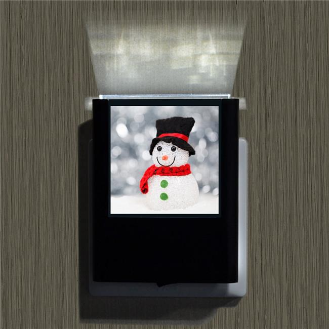 Uniqia UNLC0126 Night Light - Snowman 1 Color