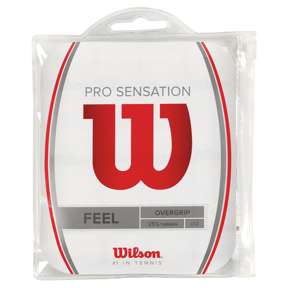 New Pro Overgrip Sensation 12 Pack