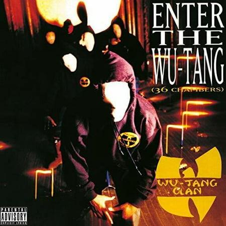 Enter The Wu-Tang (36 Chambers) (Vinyl)