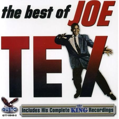 The Best Of Joe Tex (Best Tex Mex Music)