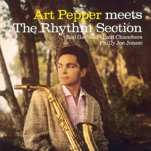Art Pepper Meets The Rhythm Section / Marty Paich