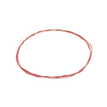 RC Turnigy High Quality 36AWG Teflon Coated Wire 1m (Red) - Walmart.com