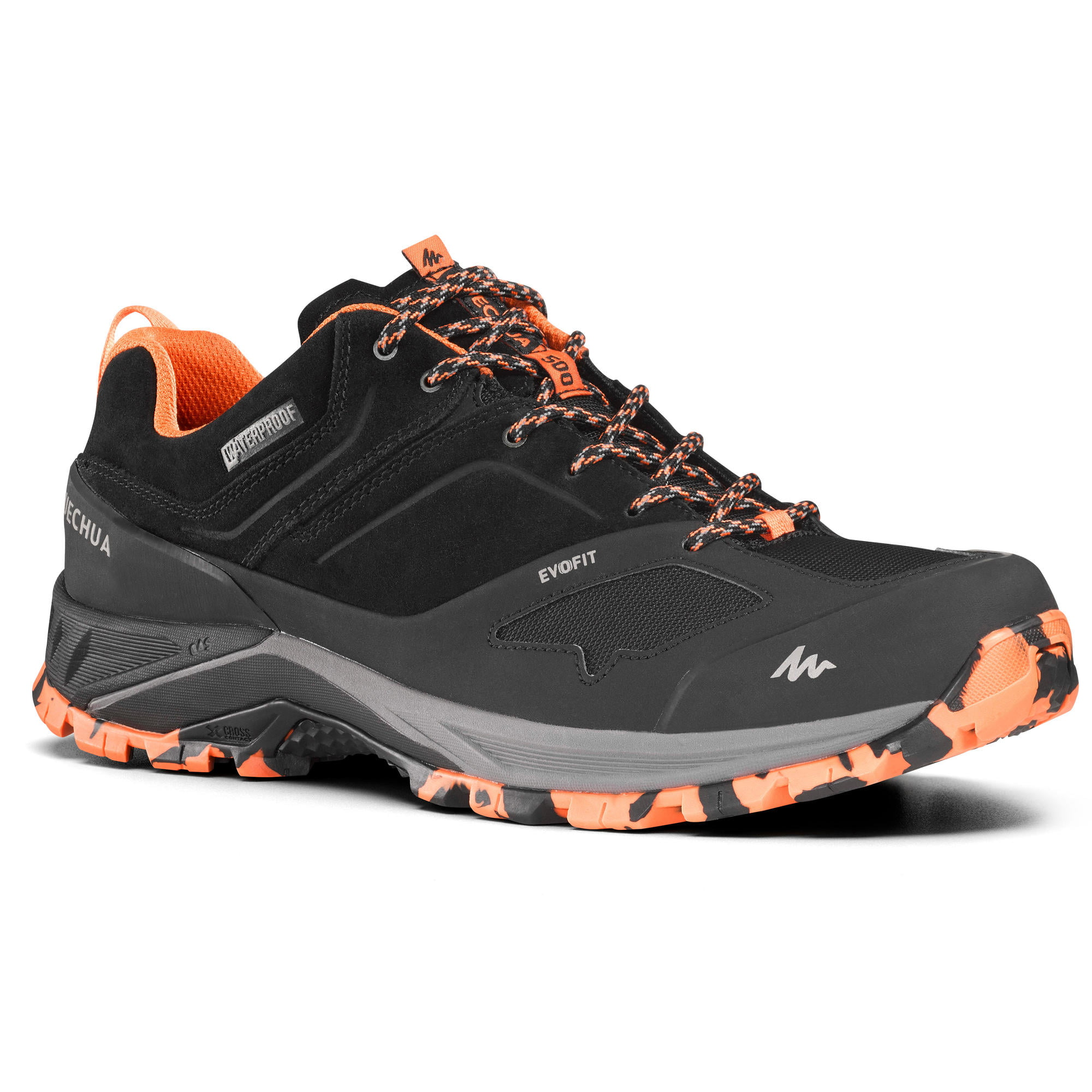 MH500 Waterproof Hiking Shoes