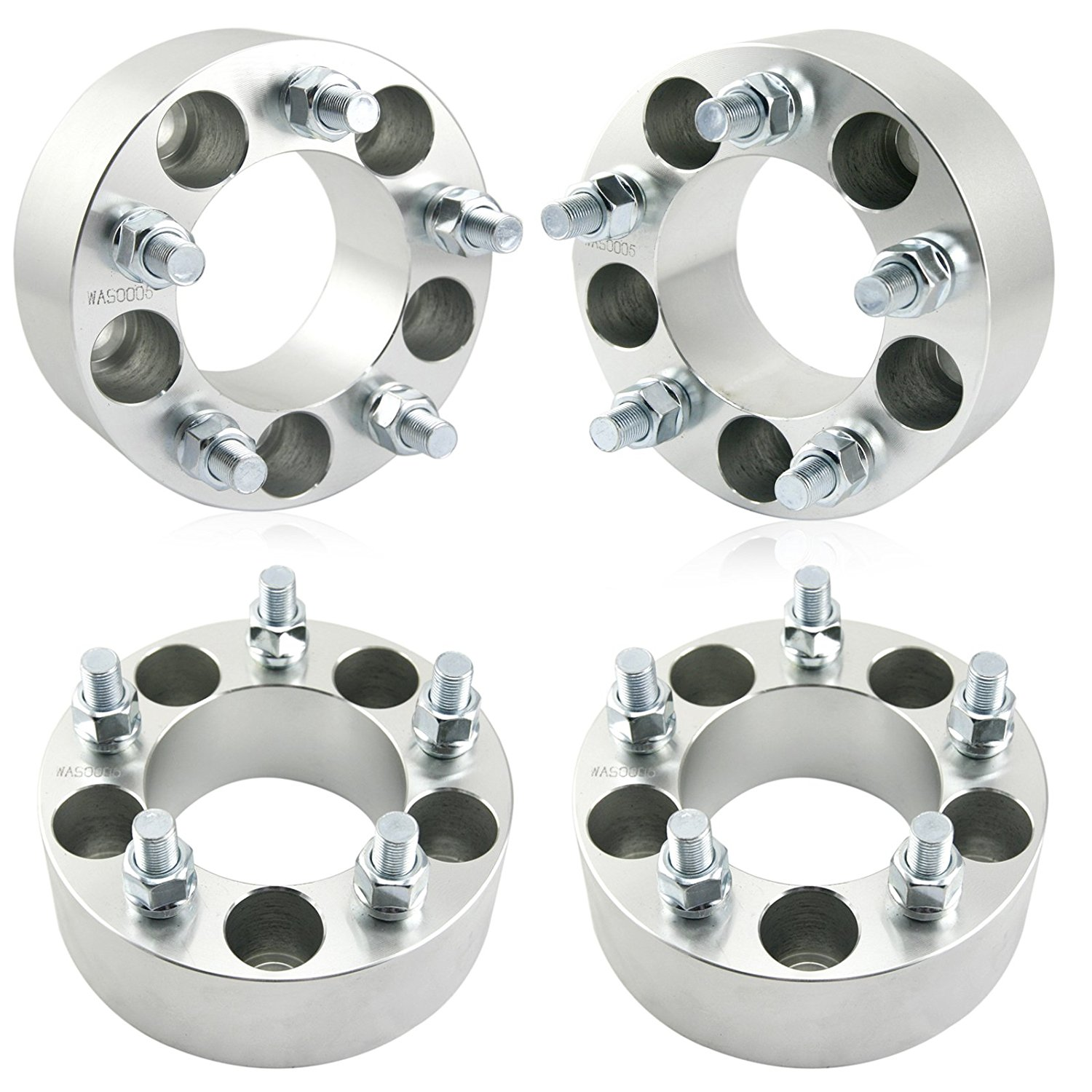 """Orion Motor Tech 4pc Wheel Spacers / Adapters 