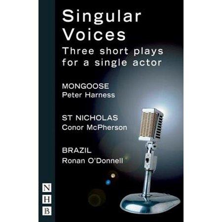 Singular Male Voices
