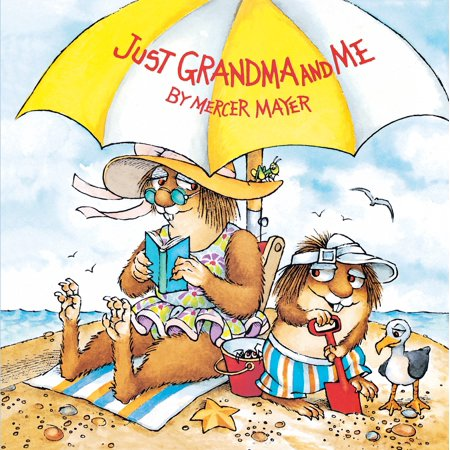 Just Grandma and Me (Little Critter) (Random House) - Children's Halloween Books Online