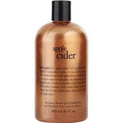 Philosophy by Philosophy Apple Cider - Shampoo, Shower Gel & Bubble Bath 480ml and 16oz