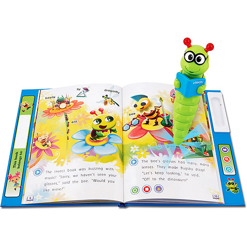 Education Buzby Reading System - Pen & Strtr Book