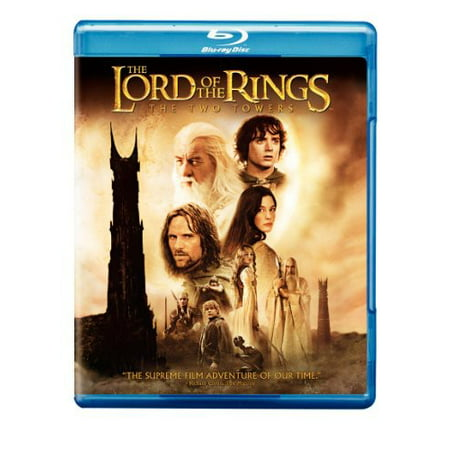 The Lord Of The Rings  The Two Towers  Blu Ray   Dvd