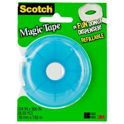 3m . 75inch X 300inch Tape With Dispenser  155-0