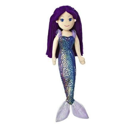 Marika Mermaid Purple HairMedium 17