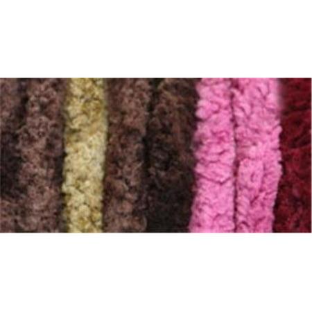 Bernat Blanket Big Ball Yarn-Plum Chutney