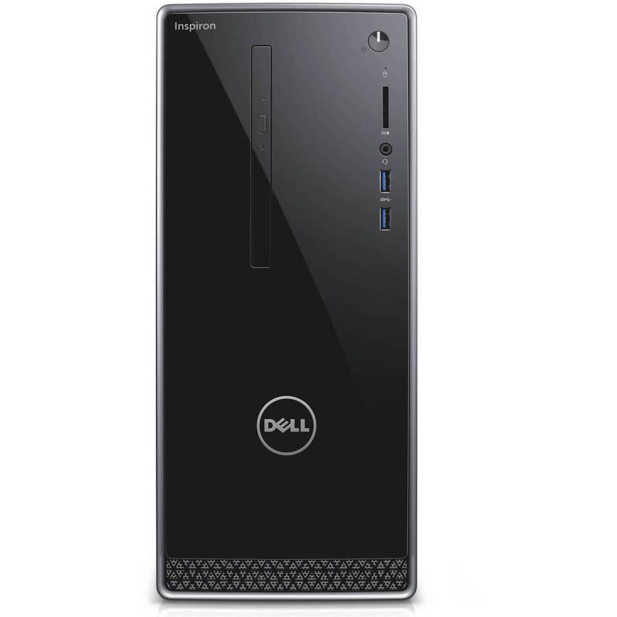 Dell Inspiron 3668 MT Desktop PC with Intel Core i5-7400 Processor, 12GB Memory, 1TB Hard Drive and Windows 10 Home... by Dell