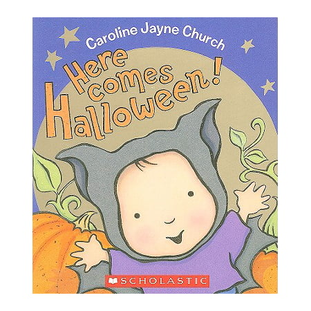Here Comes Halloween! (Board Book)](Halloween Coupon Books)