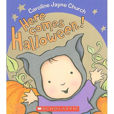 Here Comes Halloween! (Board Book)