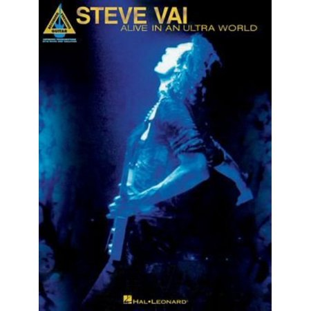 Alive in an Ultra World: Steve Vai