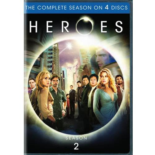 Heroes: Season Two (Anamorphic Widescreen)