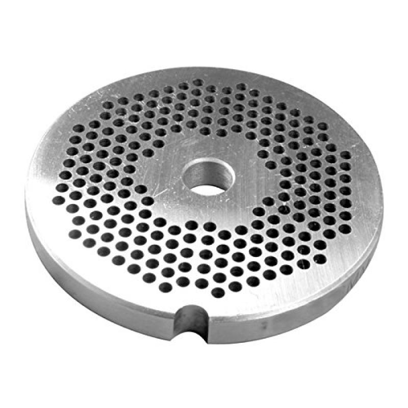 # 8 Premium Salvinox Stainless Steel Grinder Plate 3mm (1 8Inch) by