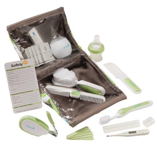 Safety 1st Baby Grooming Kit, Green