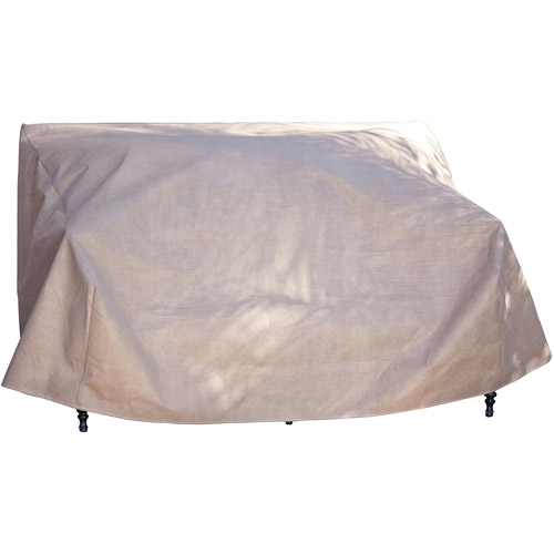 """Duck Covers Elite 70"""" Patio Loveseat Cover with Inflatable Airbag"""
