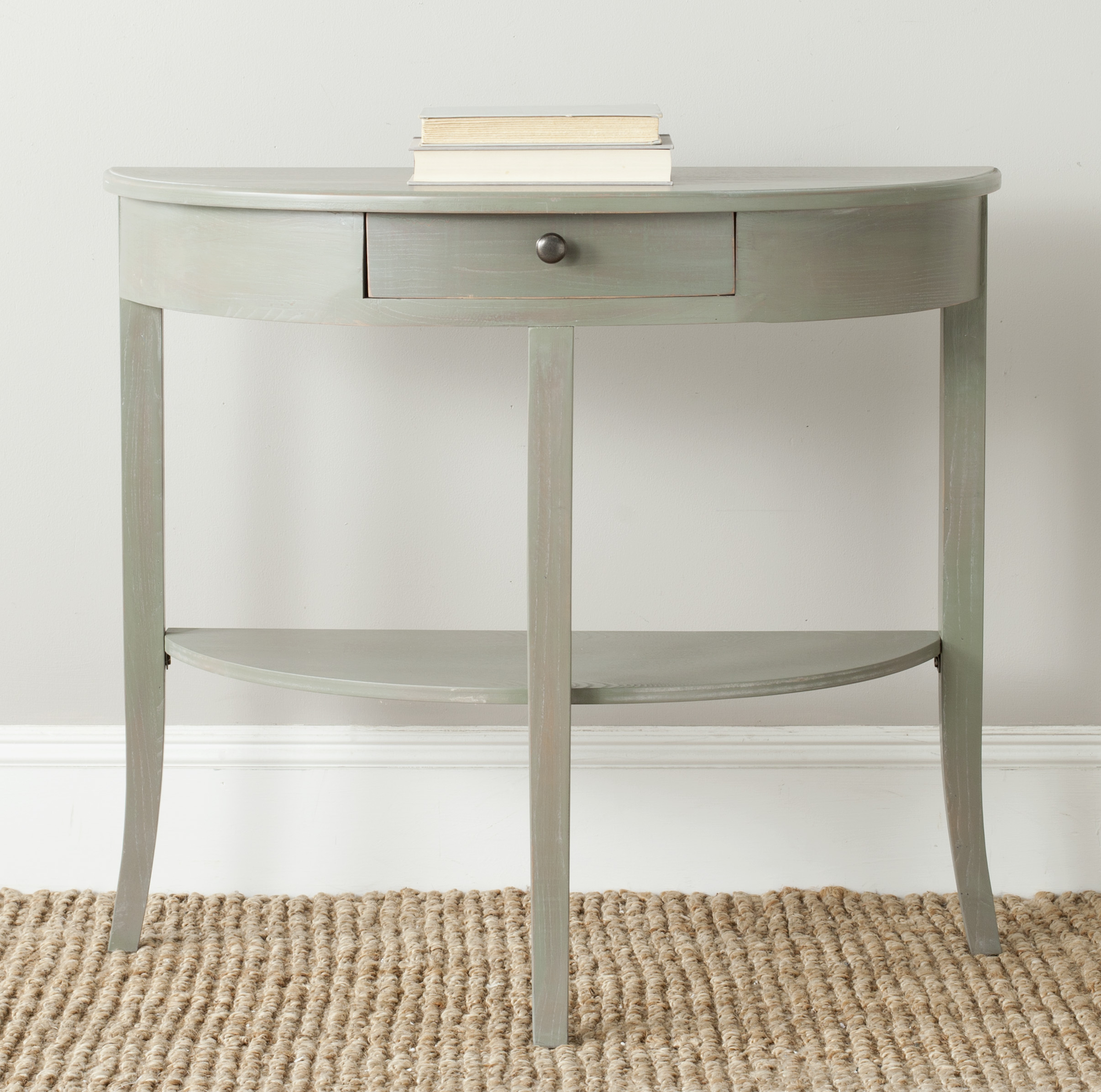 Safavieh Alex Console, Honey Natural