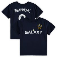 Zlatan Ibrahimovic LA Galaxy Preschool Name & Number T-Shirt - Navy