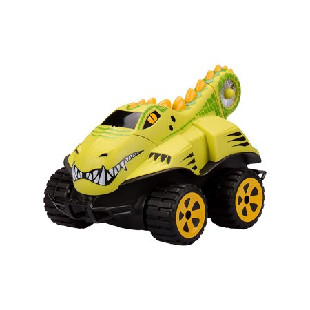 Kid Galaxy 2.4GHZ Mega Morphibian R/C - Crocodile