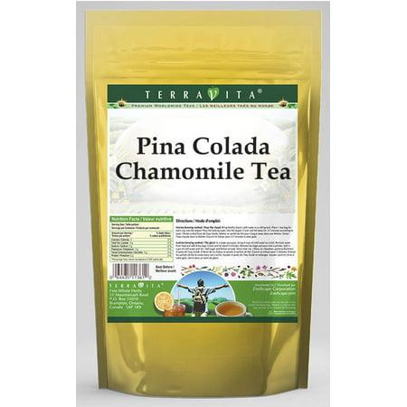 Pina Colada Chamomile Tea (25 tea bags, ZIN: 530806) - Pina Colada Punch
