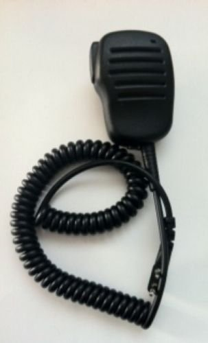 Palm Speaker Microphone for Icom radio IC-F3G IC-F3GS IC-G3GT IC-F4G by Titan®
