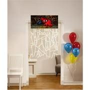 Ultimate Spider-Man Plastic Doorway Curtain (1ct)