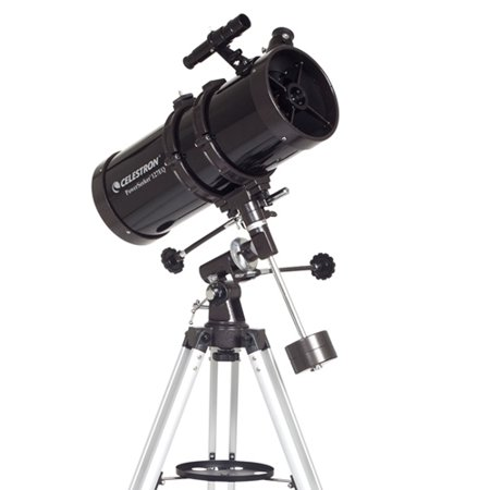 Celestron 21049 Powerseeker 127eq Telescope 300x Magnification 5x24 Finderscope & Skyx Software