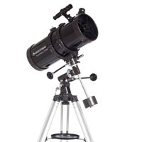Celestron 21049 PowerSeeker 127EQ Telescope 300x Magnification 5x24 Finderscope & SkyX Software